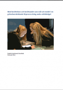 Bild på framsida studie Uppdraget