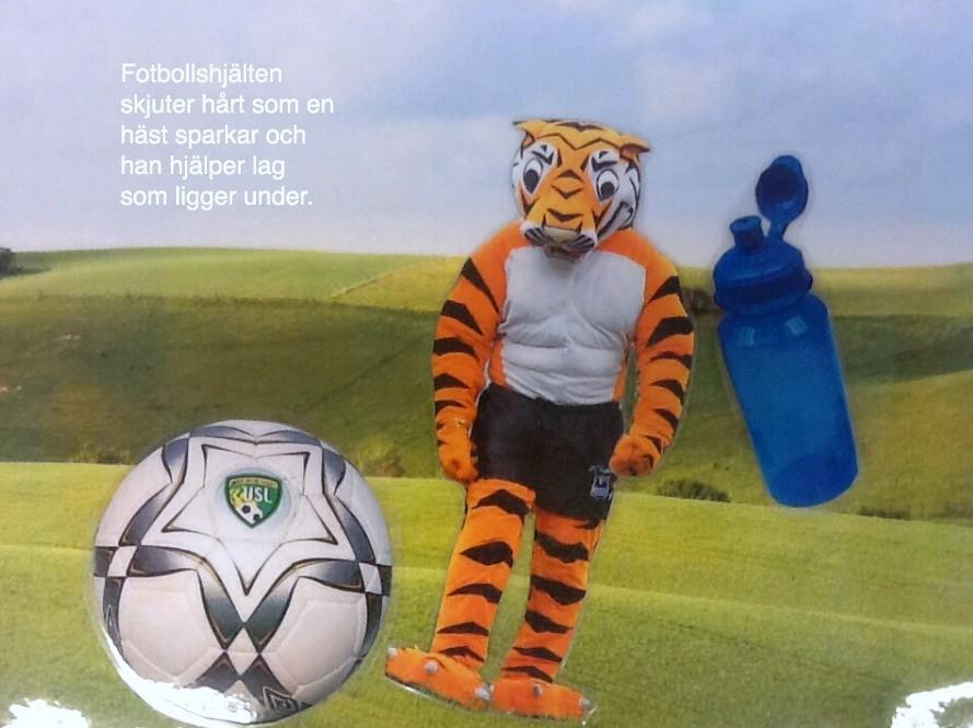 Fotbollshjälten