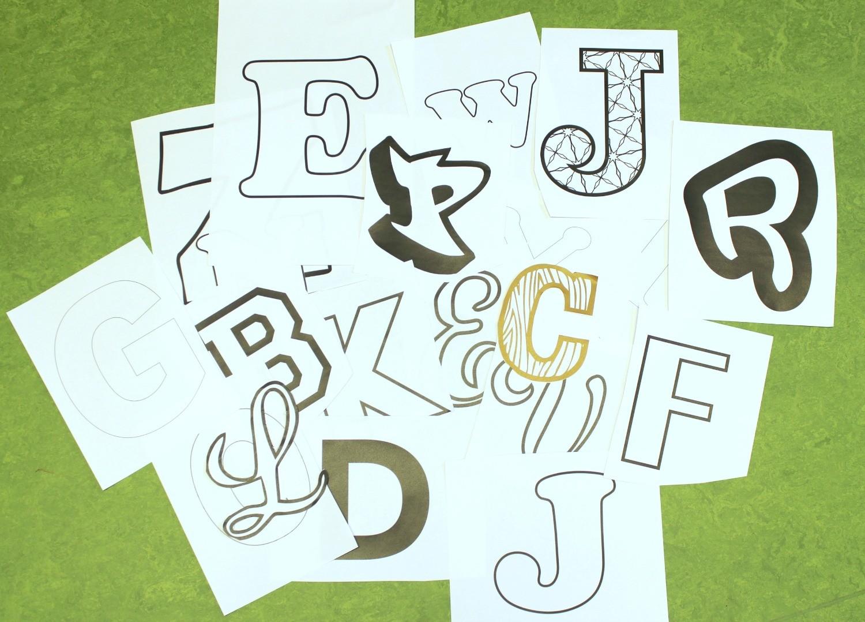ordskulpturer-bokstaver