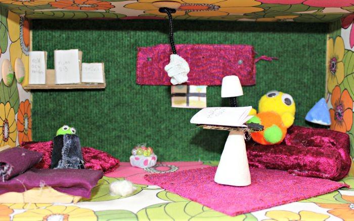 Tittskåp 2 Litteraturhuset Trampolin