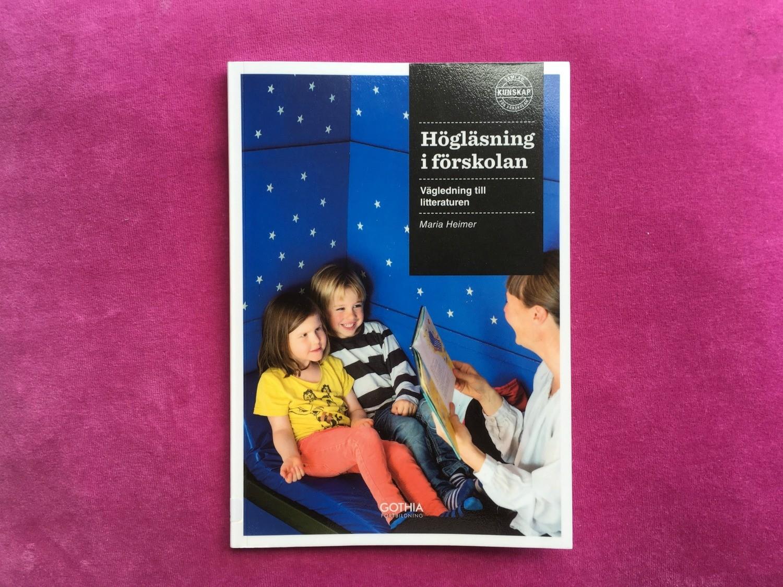 Högläsning i förskolan
