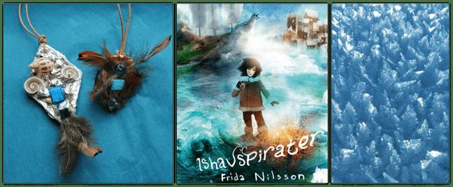 Litteraturprojektet Ishavspirater är en del av Kulturlöftet
